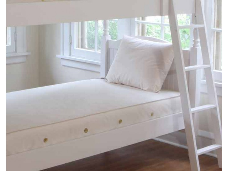 Organic Cotton 2-in-1 Ultra Twin Size Kids Mattress