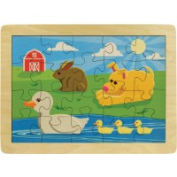 Puzzle, Duck Pond