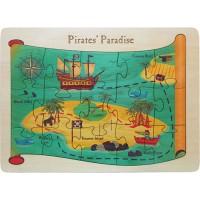 Puzzle, Pirates' Paradise