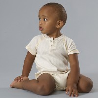 Ivory Bodysuit on infant