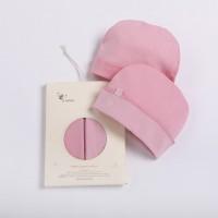 Organic Baby Beannie Reversible Hat