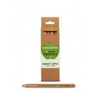 Green Apple Highlighter Pencils